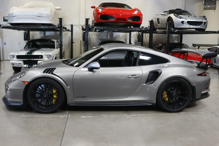 Used 2016 Porsche 911 GT3 RS for sale Sold at San Francisco Sports Cars in San Carlos CA 94070 4