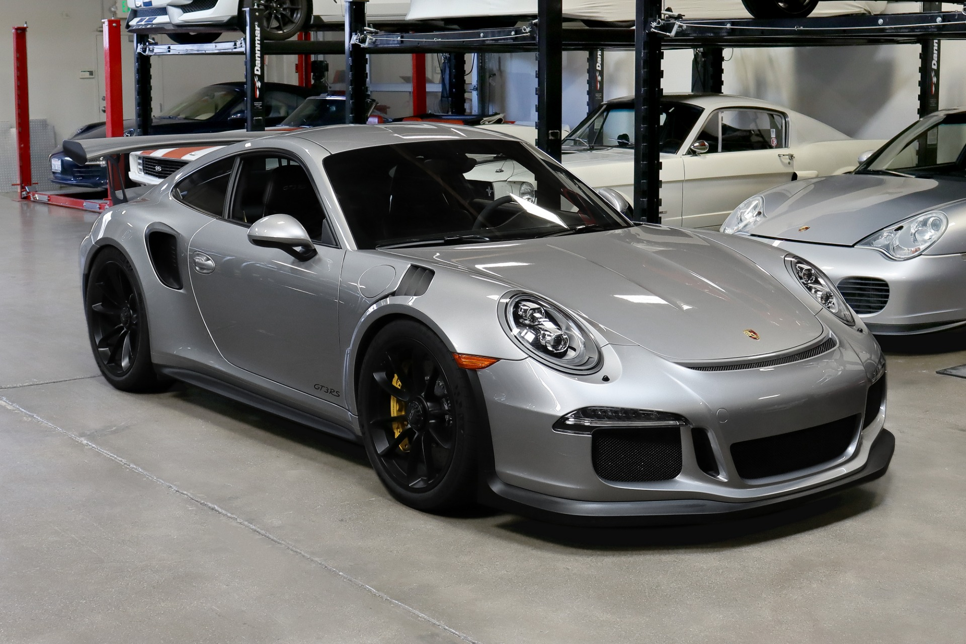 Used 2016 Porsche 911 GT3 RS for sale Sold at San Francisco Sports Cars in San Carlos CA 94070 1