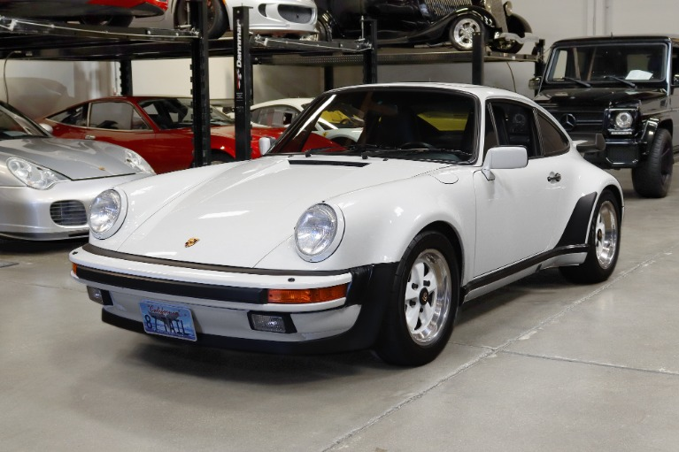 Used 1987 Porsche 930 Turbo Carrera Turbo for sale Sold at San Francisco Sports Cars in San Carlos CA 94070 3