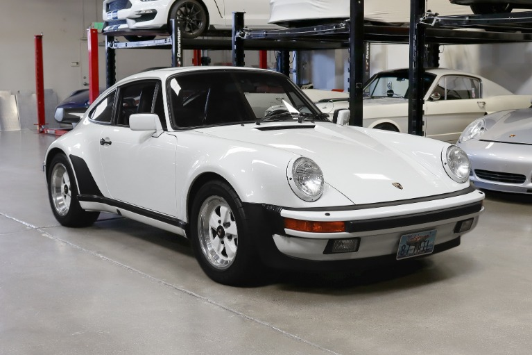 Used 1987 Porsche 930 Turbo Carrera Turbo for sale $154,995 at San Francisco Sports Cars in San Carlos CA