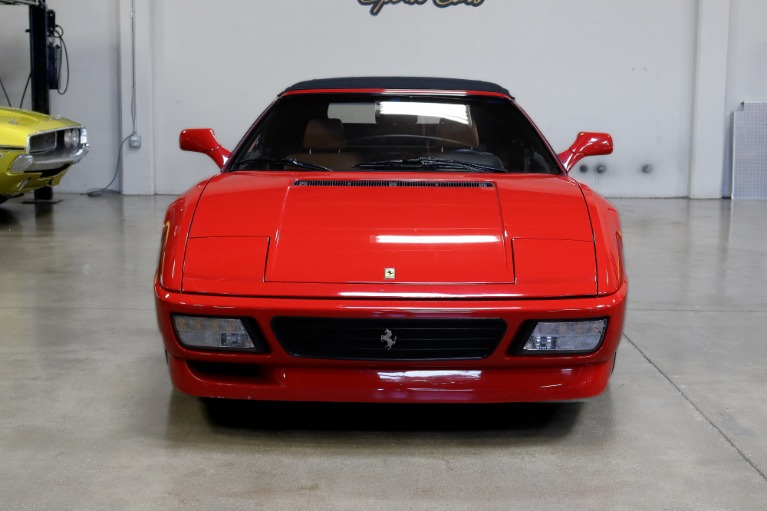 Used 1994 Ferrari 348 Spider for sale Sold at San Francisco Sports Cars in San Carlos CA 94070 2