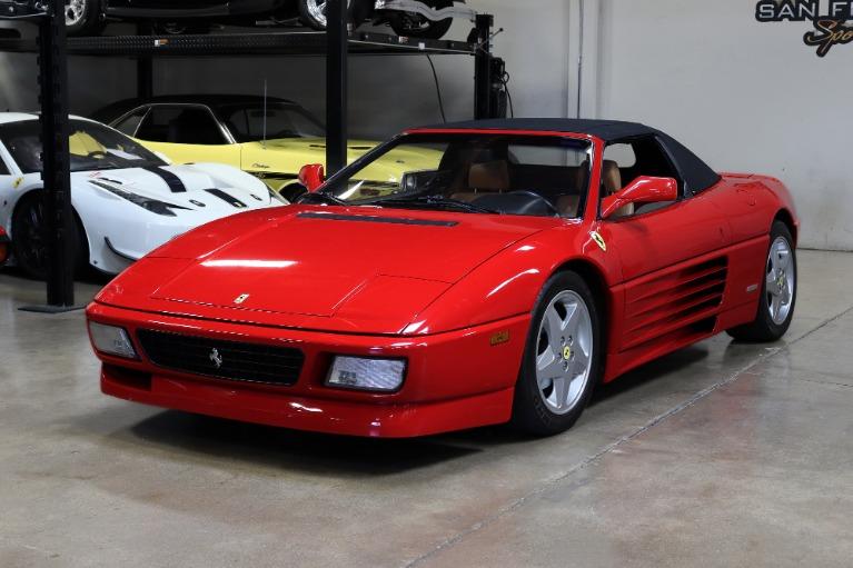 Used 1994 Ferrari 348SP for sale $64,995 at San Francisco Sports Cars in San Carlos CA 94070 3