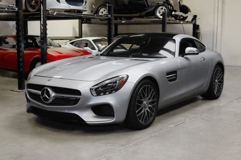 Used 2016 Mercedes-Benz AMG GTS S for sale $84,995 at San Francisco Sports Cars in San Carlos CA 94070 3