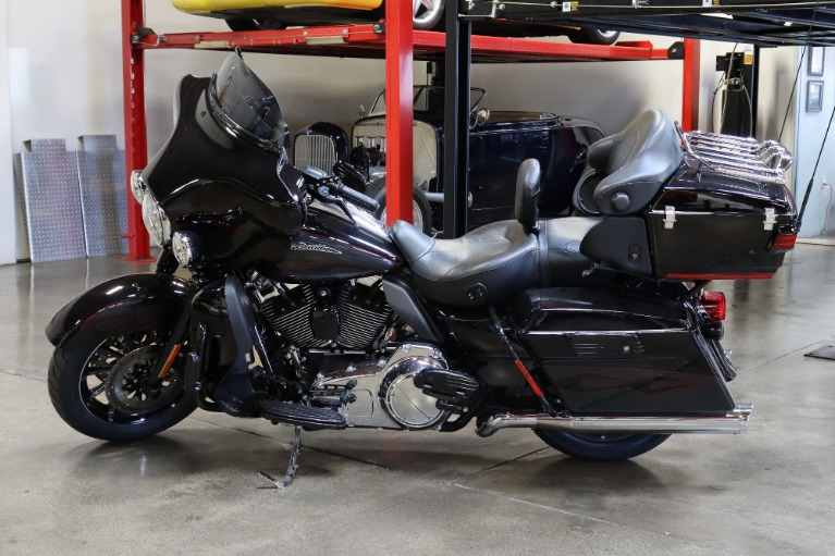 Used 2010 Harley Davidson Electra Glide CVO for sale Sold at San Francisco Sports Cars in San Carlos CA 94070 4