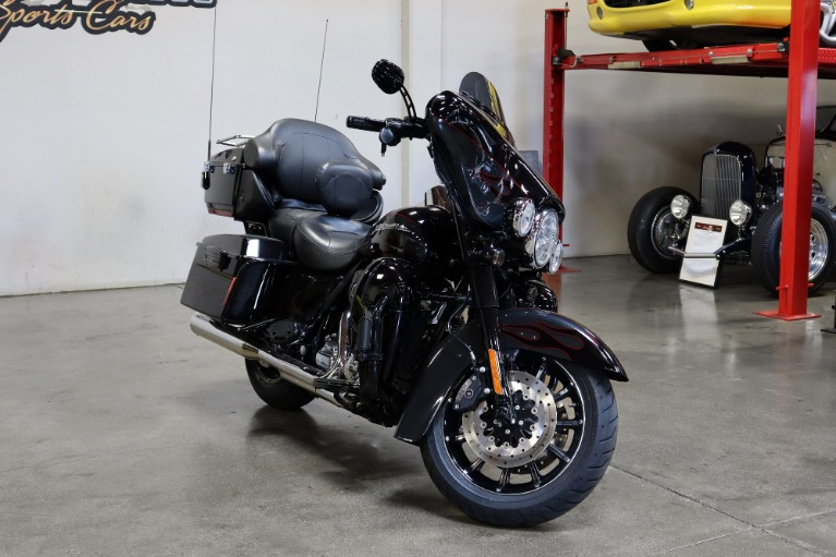 Used 2010 Harley Davidson Electra Glide CVO for sale Sold at San Francisco Sports Cars in San Carlos CA 94070 1