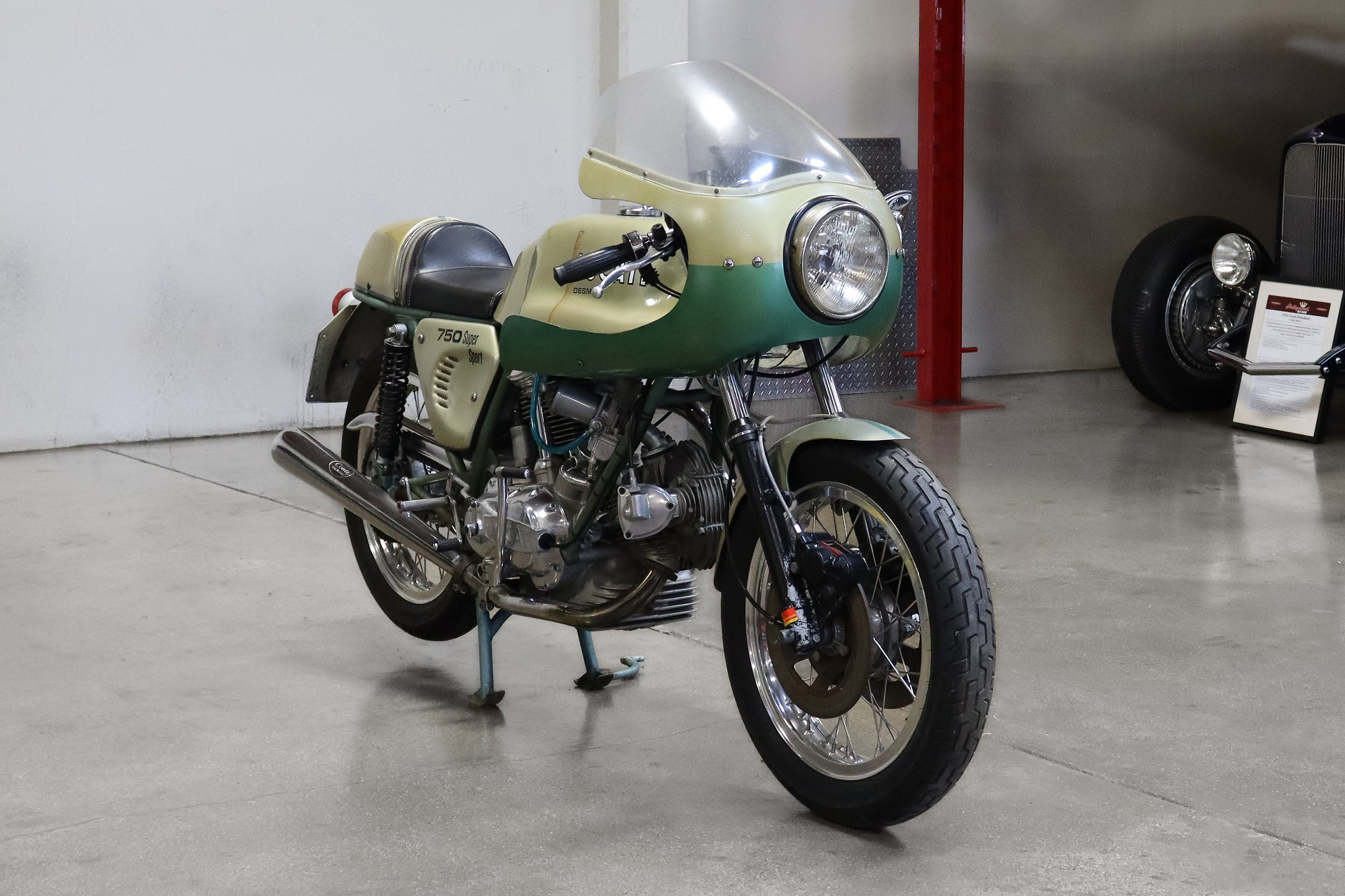Used 1974 DUCATI 750SS for sale Sold at San Francisco Sports Cars in San Carlos CA 94070 1