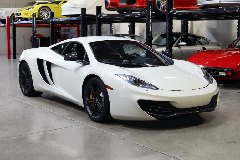 Used 2012 McLaren MP4-12C for sale $82,995 at San Francisco Sports Cars in San Carlos CA