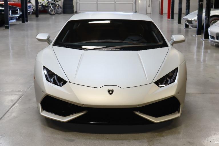 Used 2016 Lamborghini Huracan LP 610-4 for sale Sold at San Francisco Sports Cars in San Carlos CA 94070 2
