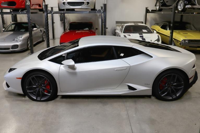 Used 2016 Lamborghini Huracan LP 610-4 for sale Sold at San Francisco Sports Cars in San Carlos CA 94070 4