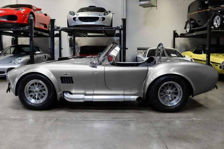 Used 2012 SUPERFORMANCE COBRA for sale Sold at San Francisco Sports Cars in San Carlos CA 94070 4