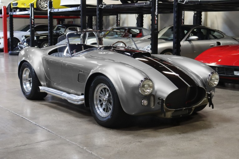 Used 2012 SUPERFORMANCE COBRA for sale Sold at San Francisco Sports Cars in San Carlos CA 94070 1
