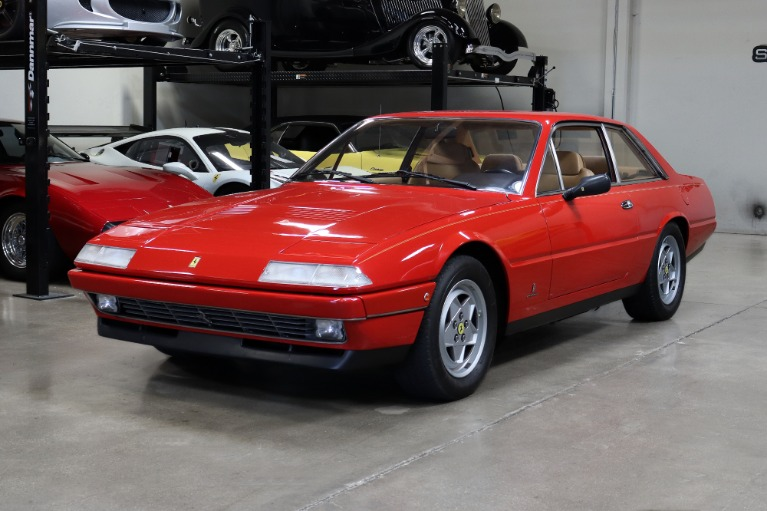 1986 Ferrari 412 for sale $139,995 at San Francisco Sports Cars in San Carlos CA 94070 3