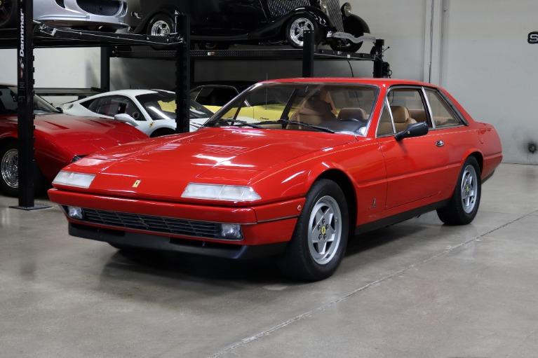 Used 1986 Ferrari 412 for sale $139,995 at San Francisco Sports Cars in San Carlos CA 94070 3