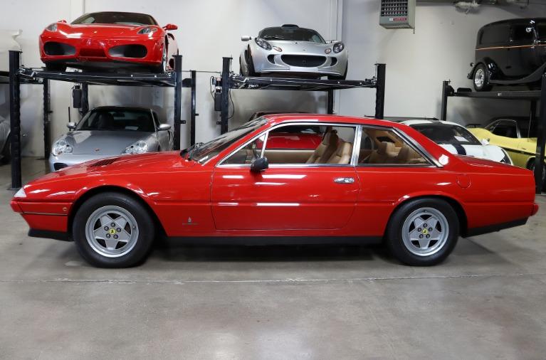 Used 1986 Ferrari 412 for sale $139,995 at San Francisco Sports Cars in San Carlos CA 94070 4