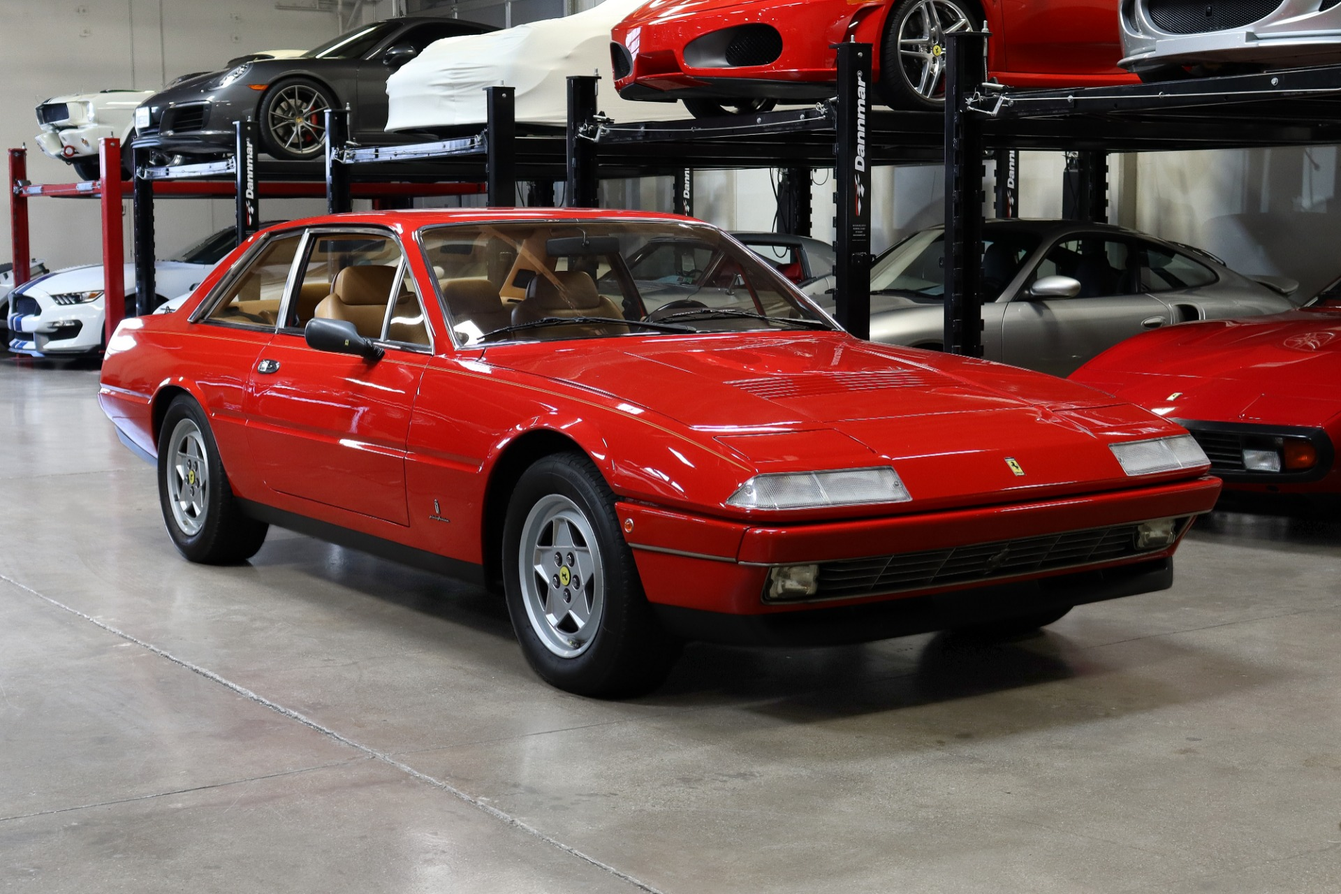 1986 Ferrari 412 for sale $139,995 at San Francisco Sports Cars in San Carlos CA 94070 1