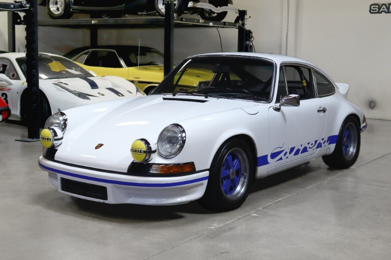 Used 1971 Porsche 911 for sale Sold at San Francisco Sports Cars in San Carlos CA 94070 3