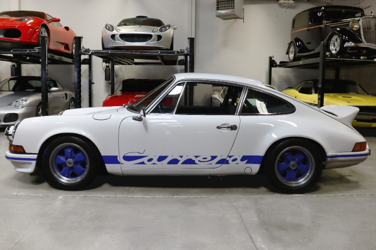 Used 1971 Porsche 911 T for sale $99,995 at San Francisco Sports Cars in San Carlos CA 94070 4