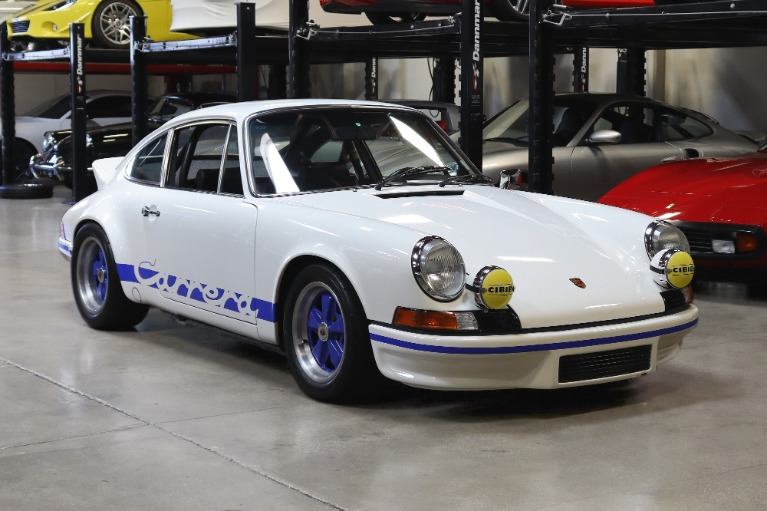 Used 1971 Porsche 911 T for sale $99,995 at San Francisco Sports Cars in San Carlos CA 94070 1