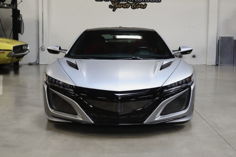Used 2017 Acura NSX SH-AWD Sport Hybrid for sale Sold at San Francisco Sports Cars in San Carlos CA 94070 2