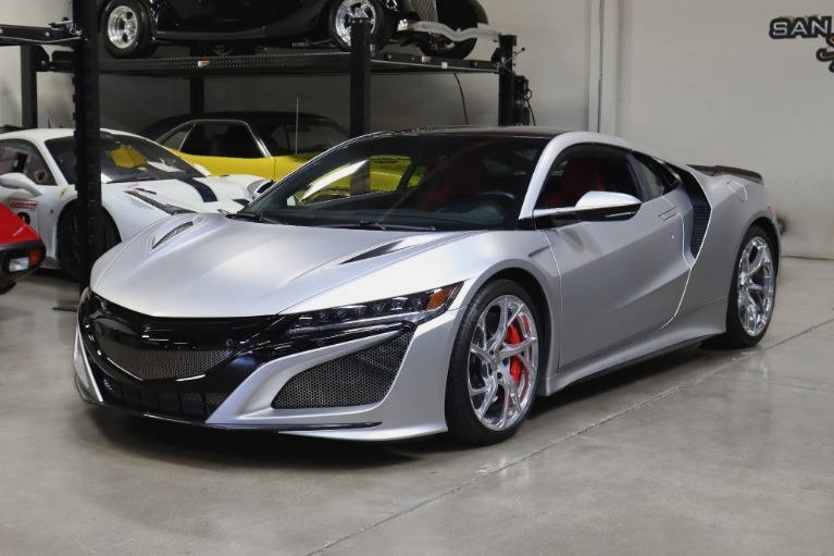 Used 2017 Acura NSX SH-AWD Sport Hybrid for sale Sold at San Francisco Sports Cars in San Carlos CA 94070 3
