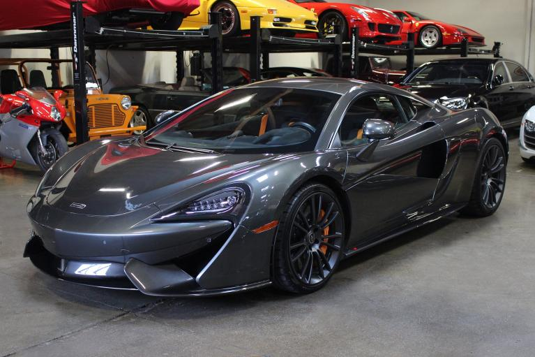 Used 2017 McLaren 570S for sale Sold at San Francisco Sports Cars in San Carlos CA 94070 3