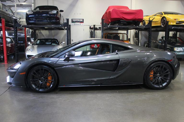 Used 2017 McLaren 570S for sale Sold at San Francisco Sports Cars in San Carlos CA 94070 4