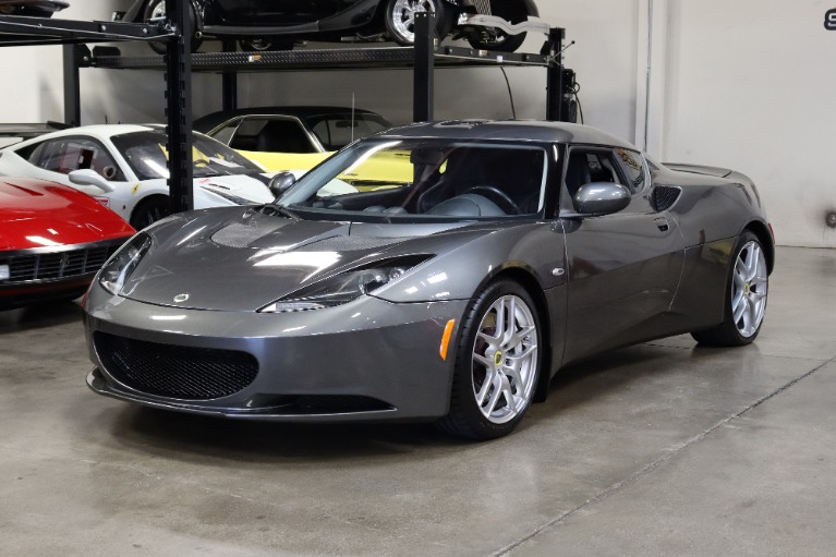 Used 2010 Lotus Evora 2+2 for sale Sold at San Francisco Sports Cars in San Carlos CA 94070 3