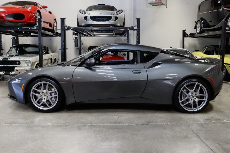 Used 2010 Lotus Evora 2+2 for sale Sold at San Francisco Sports Cars in San Carlos CA 94070 4