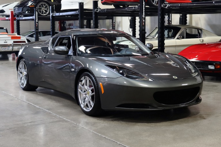 Used 2010 Lotus Evora 2+2 for sale Sold at San Francisco Sports Cars in San Carlos CA 94070 1