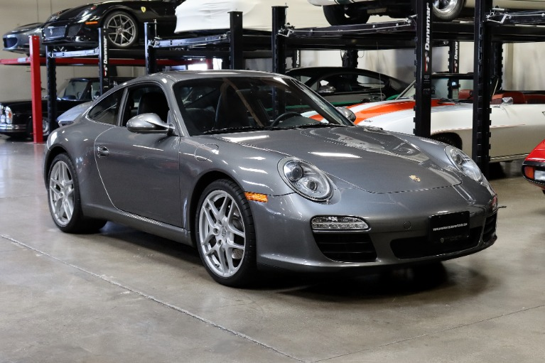 Used 2010 Porsche 911 for sale $44,995 at San Francisco Sports Cars in San Carlos CA 94070 1