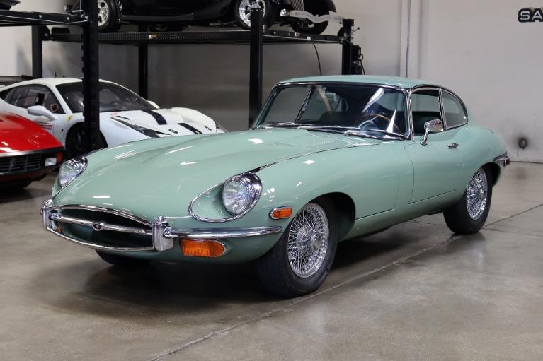 Used 1970 Jaguar XKE for sale $159,995 at San Francisco Sports Cars in San Carlos CA 94070 3