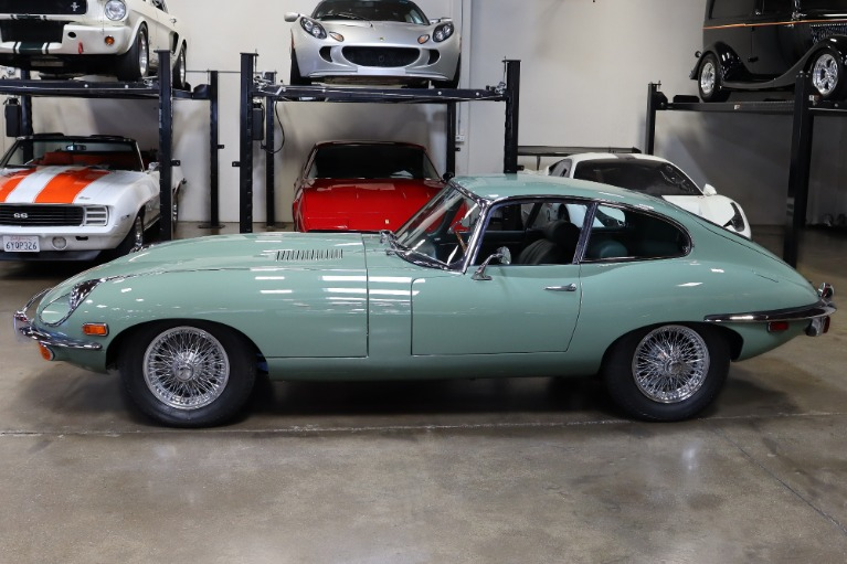 Used 1970 Jaguar E-Type Series 2 4.2 for sale $139,995 at San Francisco Sports Cars in San Carlos CA 94070 4