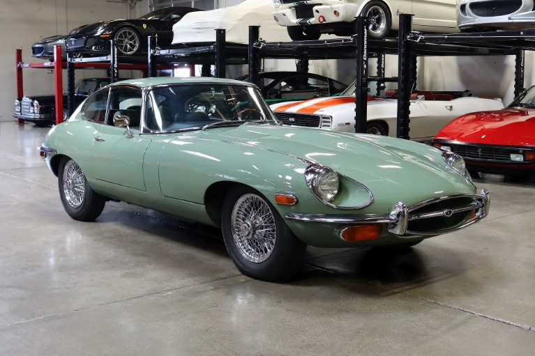 Used 1970 Jaguar XKE for sale $139,995 at San Francisco Sports Cars in San Carlos CA