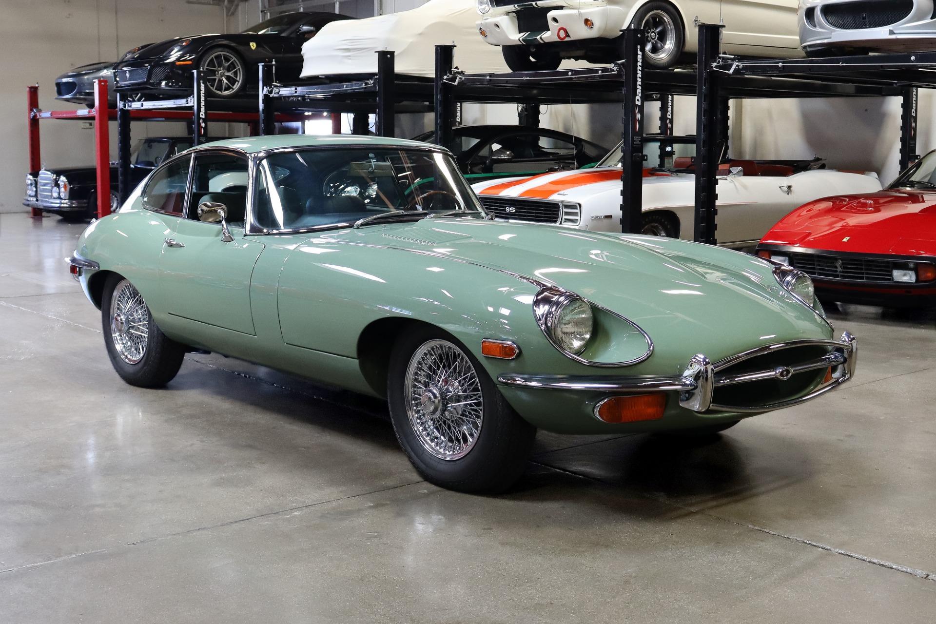 Used 1970 Jaguar XKE for sale $159,995 at San Francisco Sports Cars in San Carlos CA 94070 1