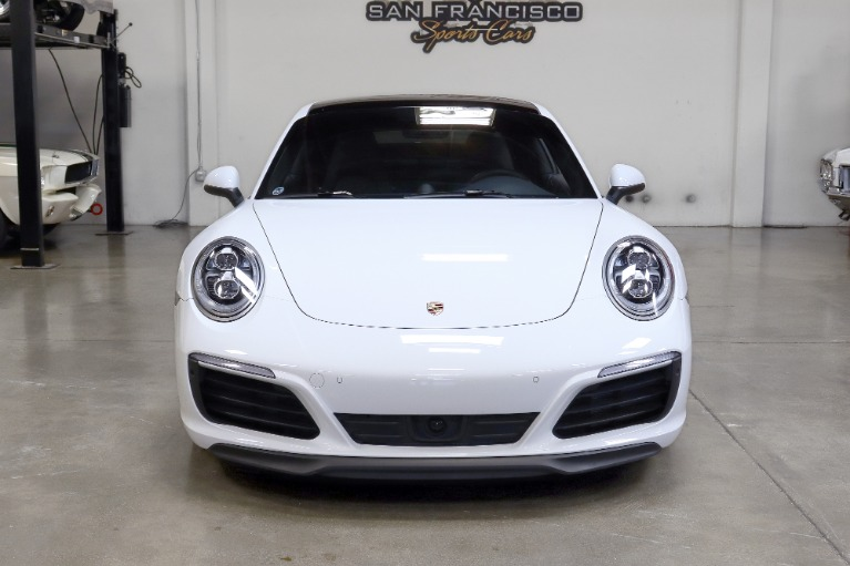 Used 2019 Porsche 911 Carrera 4S for sale Sold at San Francisco Sports Cars in San Carlos CA 94070 2
