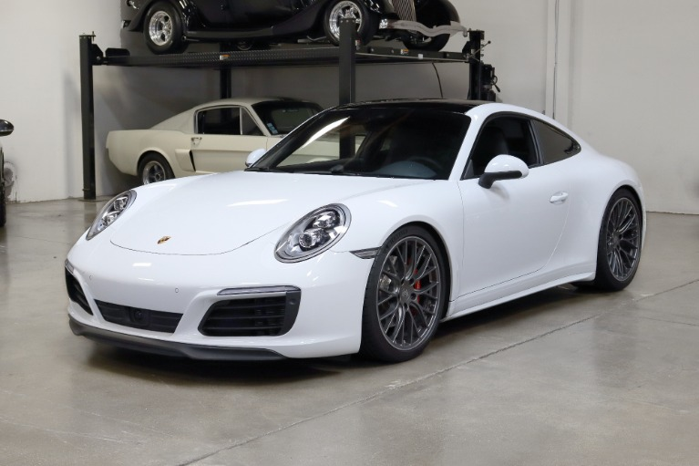 Used 2019 Porsche 911 Carrera 4S for sale Sold at San Francisco Sports Cars in San Carlos CA 94070 3
