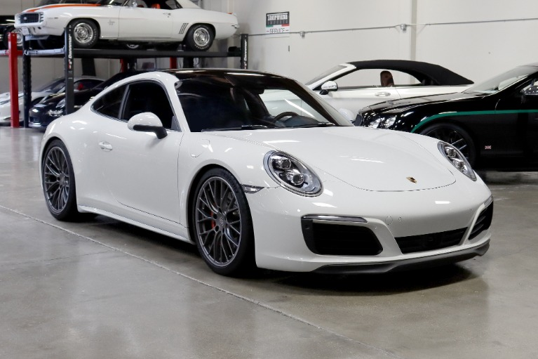 Used 2019 Porsche 911 Carrera 4S for sale Sold at San Francisco Sports Cars in San Carlos CA 94070 1