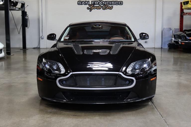 Used 2015 Aston Martin V12 Vantage S for sale $87,995 at San Francisco Sports Cars in San Carlos CA 94070 2