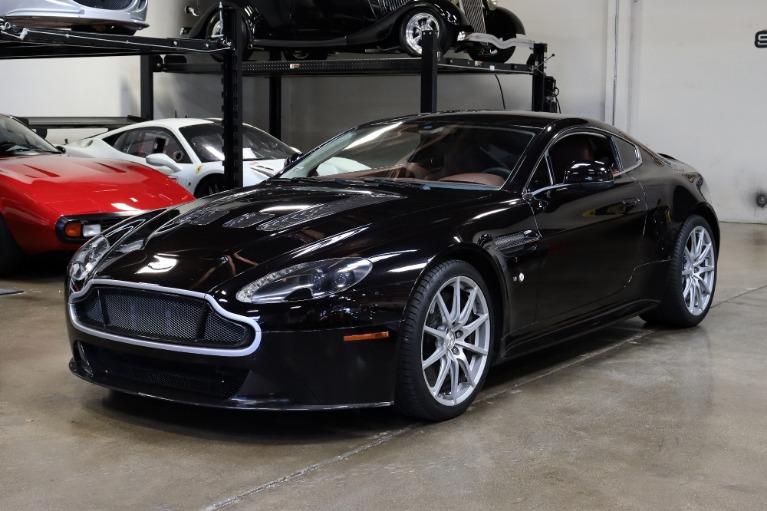 Used 2015 Aston Martin V12 Vantage S for sale $87,995 at San Francisco Sports Cars in San Carlos CA 94070 3