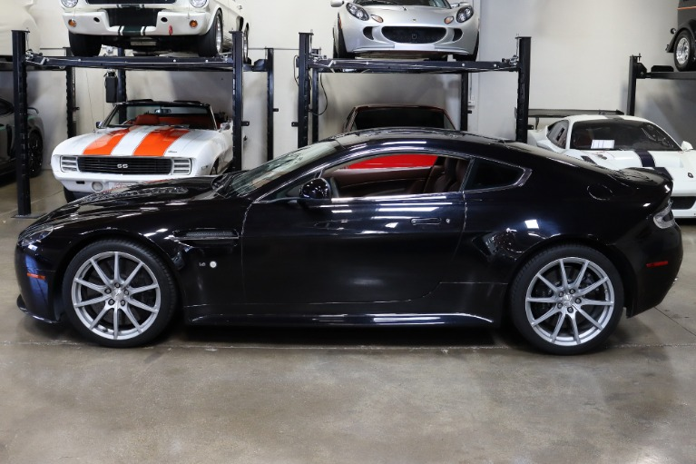 Used 2015 Aston Martin V12 Vantage S for sale $87,995 at San Francisco Sports Cars in San Carlos CA 94070 4