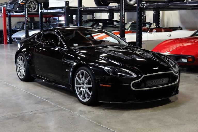 Used 2015 Aston Martin V12 Vantage S for sale $87,995 at San Francisco Sports Cars in San Carlos CA 94070 1