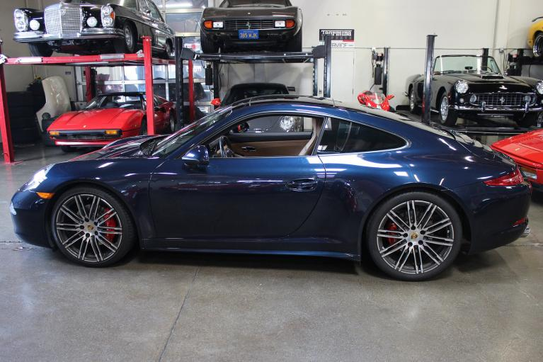 Used 2016 Porsche 911 for sale Sold at San Francisco Sports Cars in San Carlos CA 94070 4
