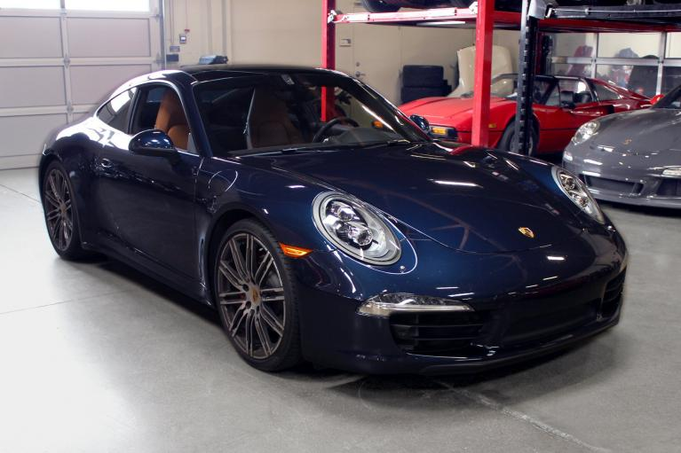 Used 2016 Porsche 911 for sale Sold at San Francisco Sports Cars in San Carlos CA 94070 1