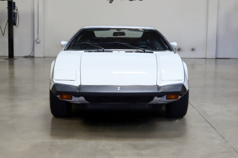Used 1974 DE TOMASO PANTERA L for sale $89,995 at San Francisco Sports Cars in San Carlos CA 94070 2
