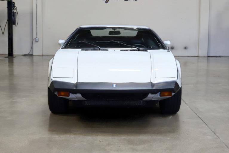 Used 1974 De Tomasso Pantera L for sale $89,995 at San Francisco Sports Cars in San Carlos CA 94070 2