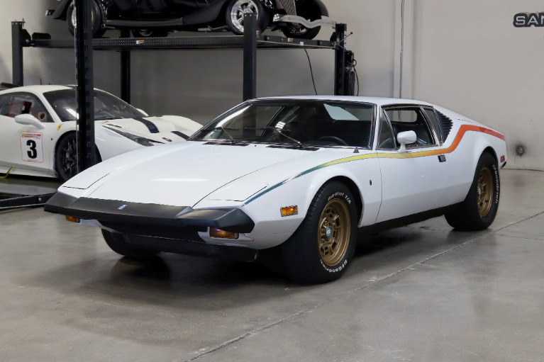 Used 1974 De Tomaso Pantera L for sale Sold at San Francisco Sports Cars in San Carlos CA 94070 3