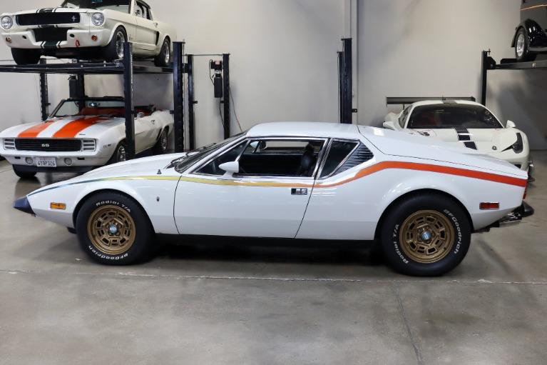 Used 1974 De Tomaso Pantera L for sale Sold at San Francisco Sports Cars in San Carlos CA 94070 4
