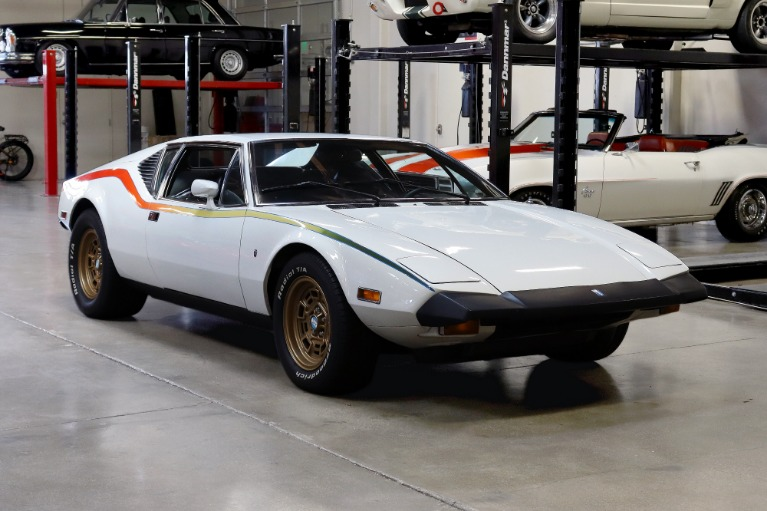 Used 1974 De Tomasso Pantera L for sale $89,995 at San Francisco Sports Cars in San Carlos CA 94070 1