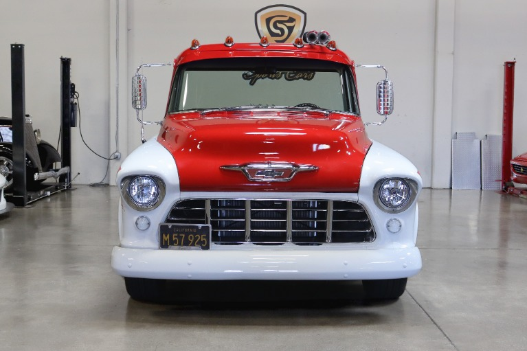 Used 1955 CHEVROLET CAMEO for sale Sold at San Francisco Sports Cars in San Carlos CA 94070 2