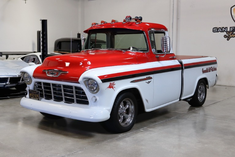 Used 1955 CHEVROLET CAMEO for sale Sold at San Francisco Sports Cars in San Carlos CA 94070 3